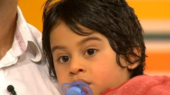 Social Media Campaign Finds Transplant For Toddler