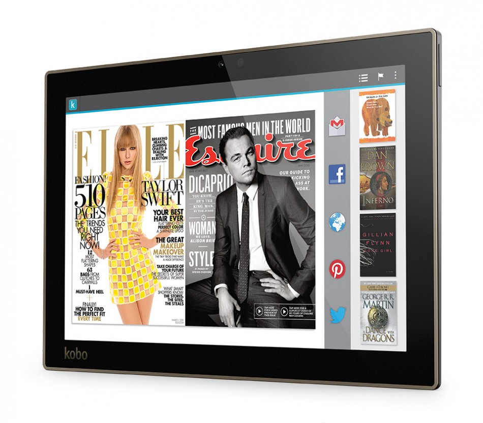 kobo arc 10hd review - How To Set Up Your Android Tablet