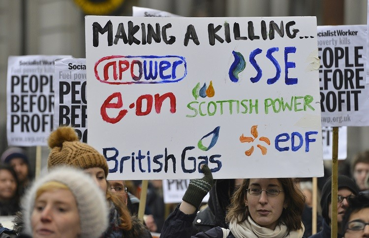 Big Six Energy Companies