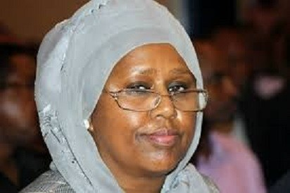 Fawzia Yusuf Adam, Somalia's minister of foreign affairs and deputy PM