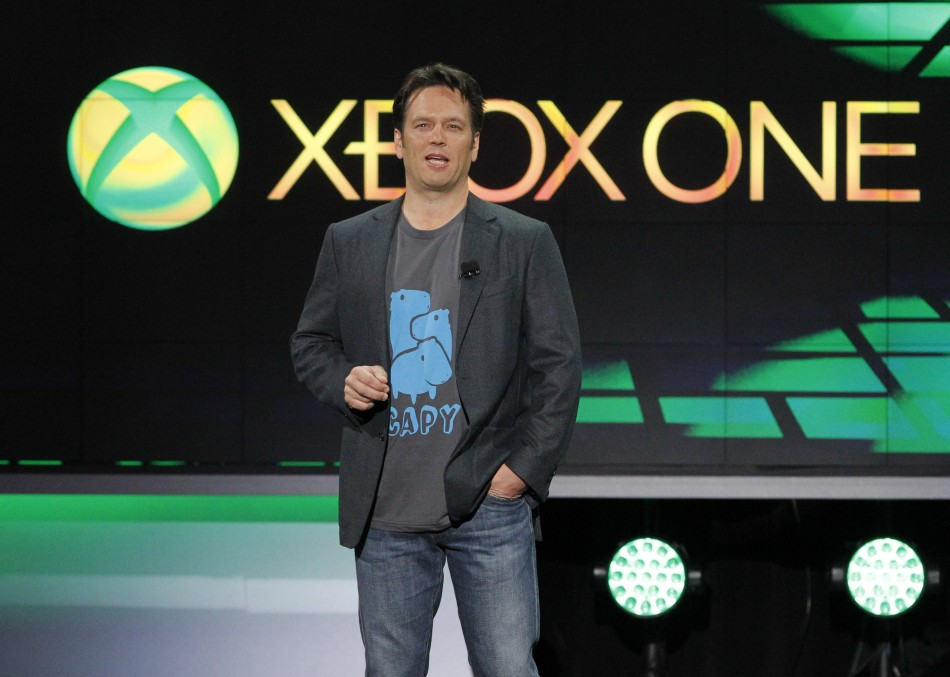 Phil Spencer speaks during Xbox E3 Media Briefing  in Los Angeles, 2013