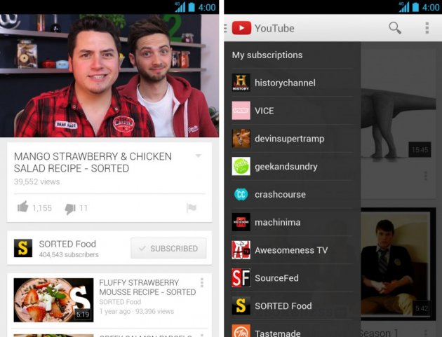 Details of Music Pass are in YouTube 5.3.23 app for Android