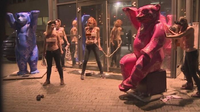 Femen germany brothel