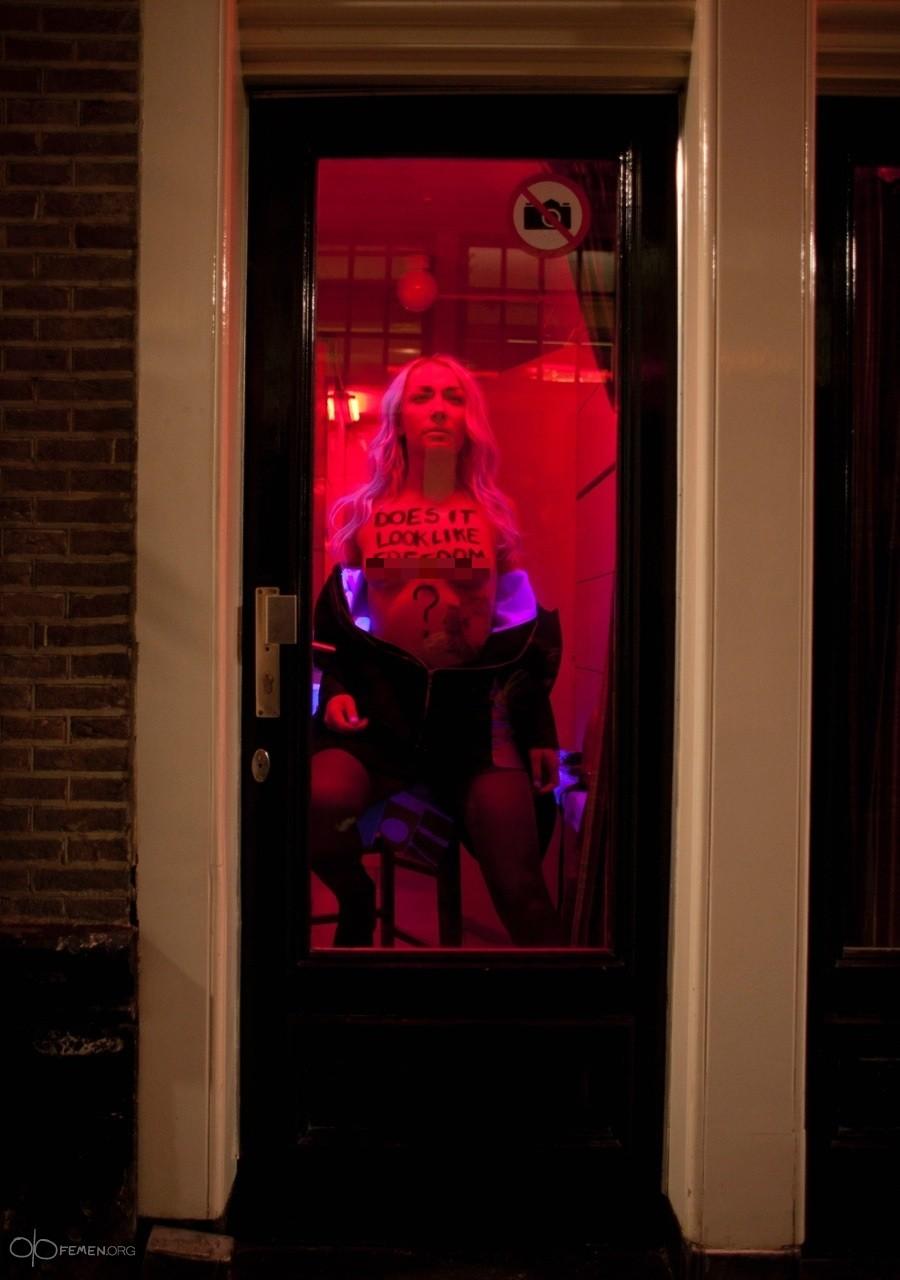 Femen prostitution