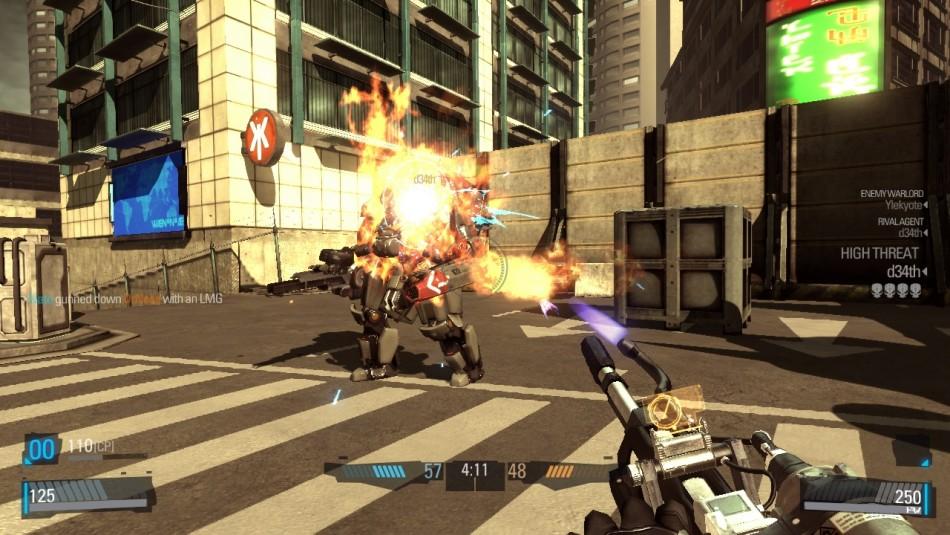 Blacklight: Retribution on PS4