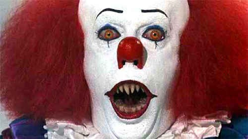 Police have received two reports of people dressed as clowns in King's Lynn