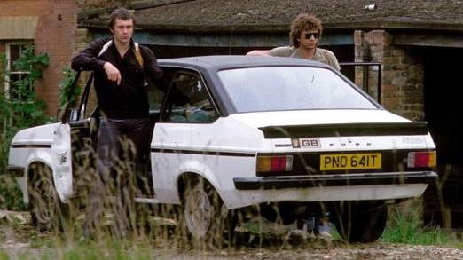 Bodie and Doyle in The Professionals