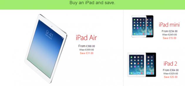 Apple UK Black Friday Deals Revealed