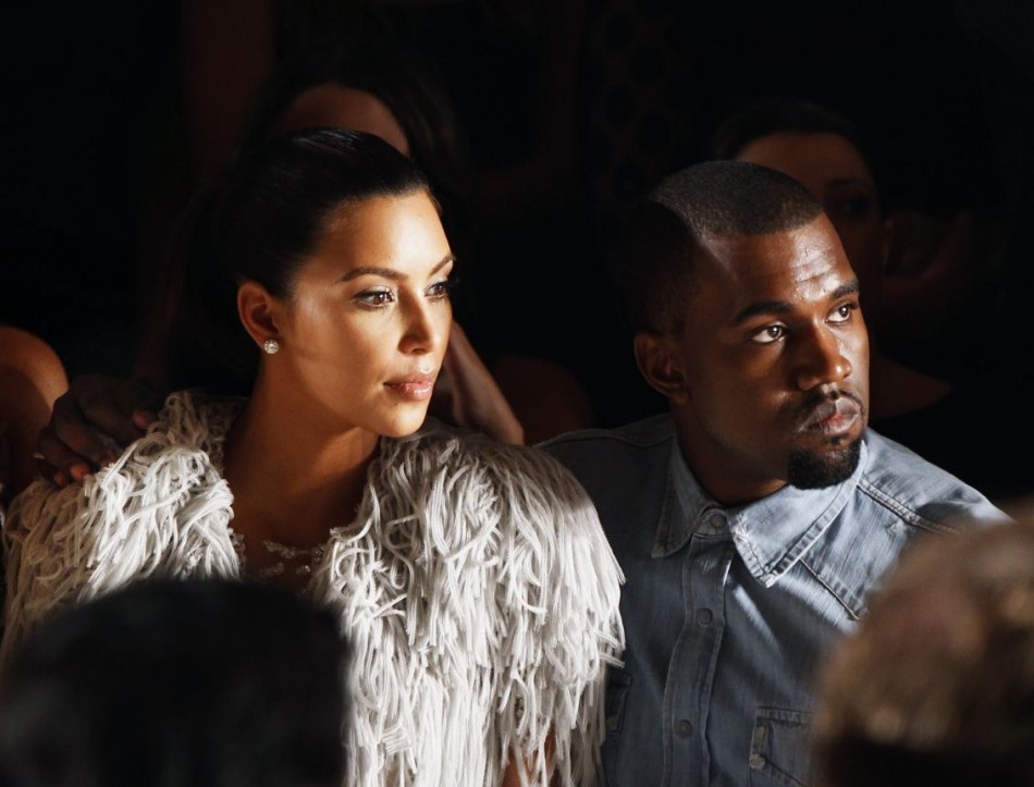 Kanye West has said that his daughter North West is just as royal as Prince George/Reuters