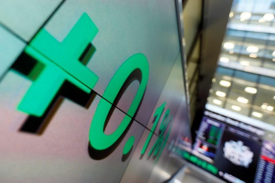 World shares hit near 6-year highs amid faith in improving global economy