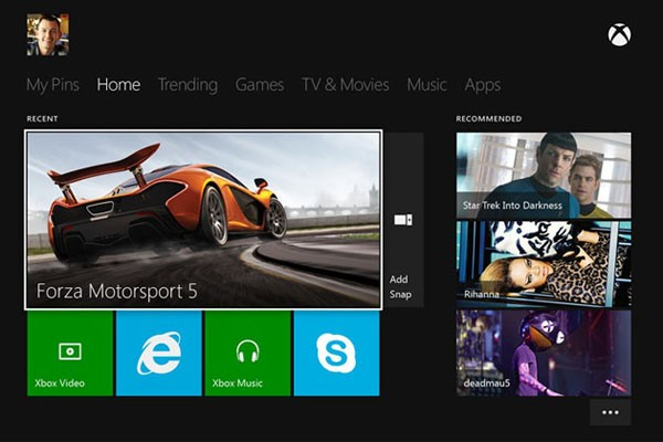 Xbox One Review - Online