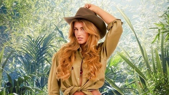 I'm a Celebrity star Amy Willerton