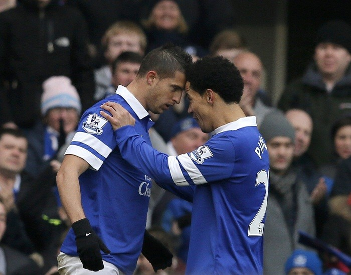 Everton Mirallas Pienaar