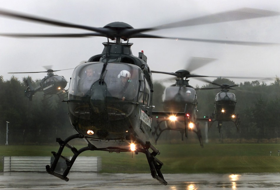 Glasgow helicopter crash may put Eurocopter on the spot