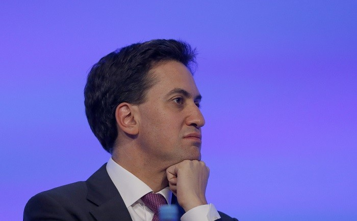 "Ed Miliband's appearance on long-running music discussion programme Desert Island Discs was criticised for being ""too political"". (Reuters)"