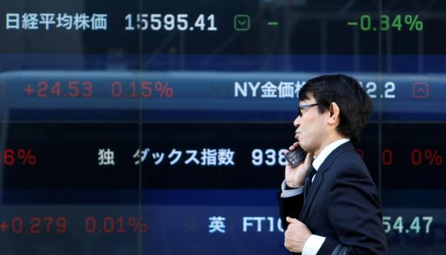 Asian markets outside Australia finish the week higher
