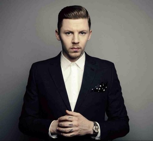 Professor Green and the 'missing' Rolex