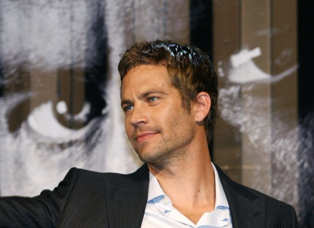 Fast and Furious star Paul Walker