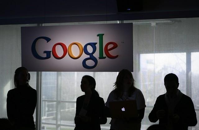 Google office in California