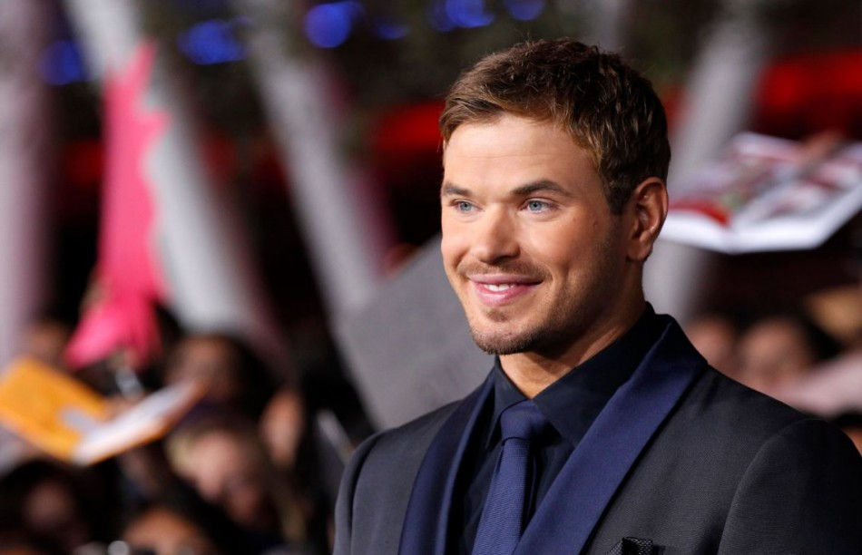 American actor Kellan Lutz