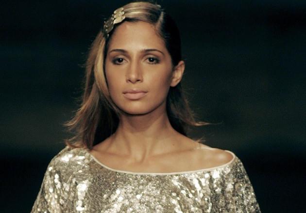 Camila Pitanga, star of the popular Brazilian soap opera Lado a Lado. (Reuters)