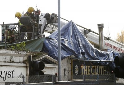 Clutha pub crash