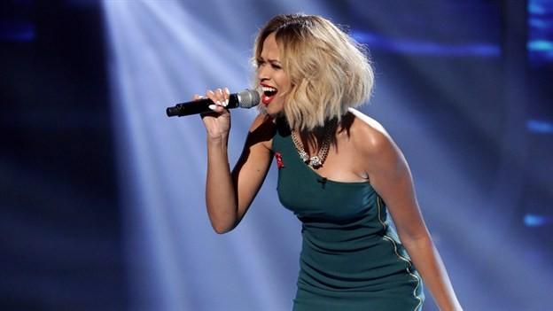 The X Factor's Tamera Foster
