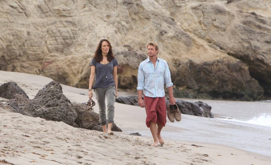 New episode of The Mentalist, My Blue Heaven