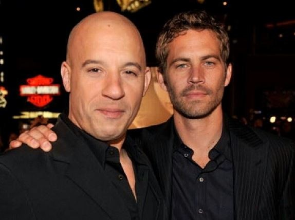 American actor Vin Diesel mourned the death of his Fast & Furious co-star Paul Walker, who died in a car crash in Los Angeles. (Instagram)