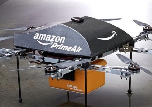 Amazon Prime Air Drones could be used to deliver orders within 30 minutes