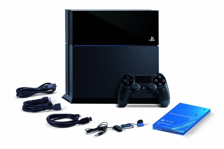 PlayStation 4 is the fastest-selling console in UK history