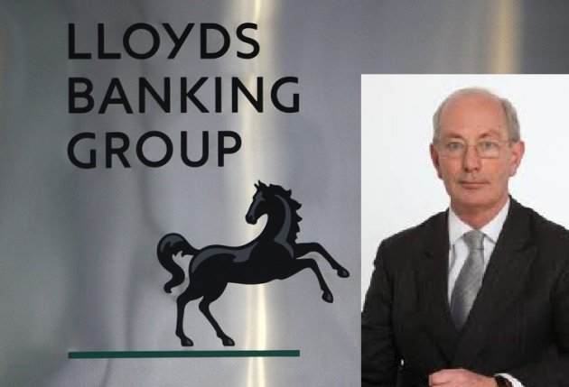 Lloyds Banking Group Lord Blackwell
