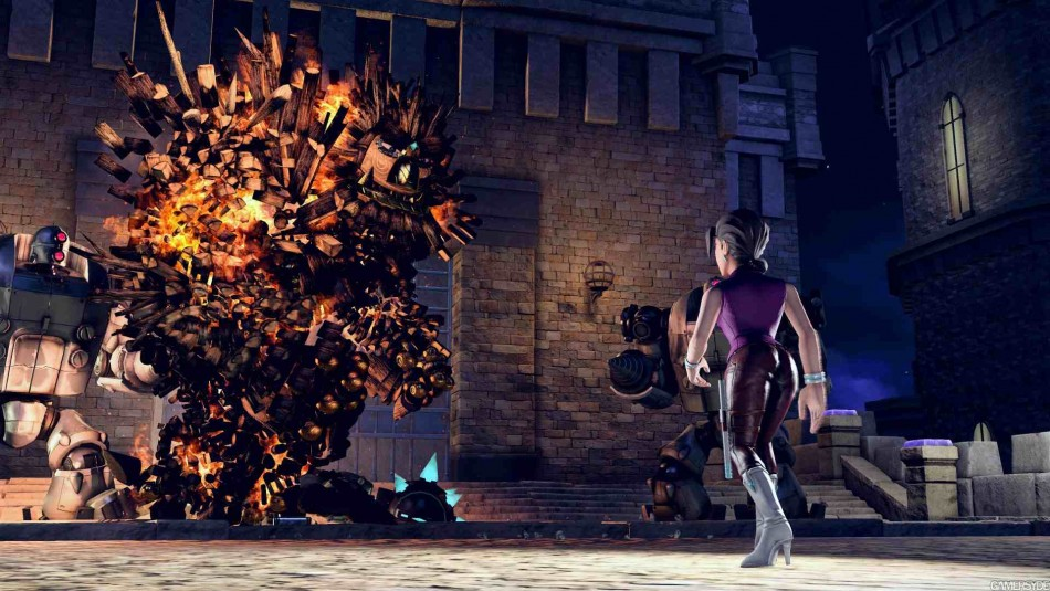 Knack Review on PS4