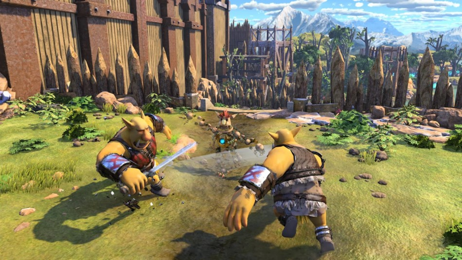 Knack on PS4 Review