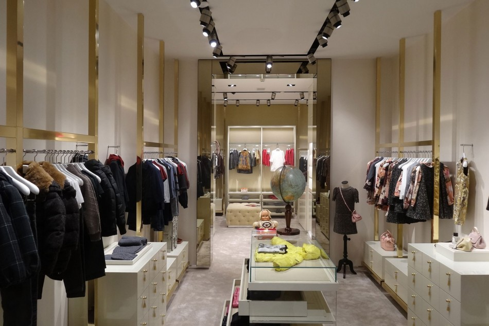 Dolce And Gabbana Opens First Childwear Store In London