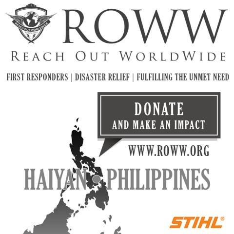 Paul Walker was associated with ROWW to help Haiyan victims in Philippines