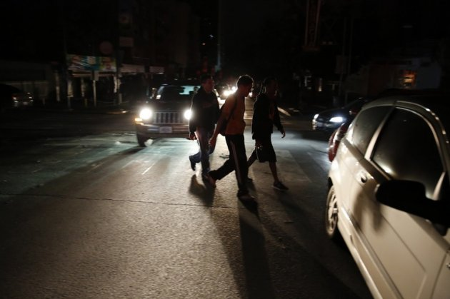 Caracas Blackout