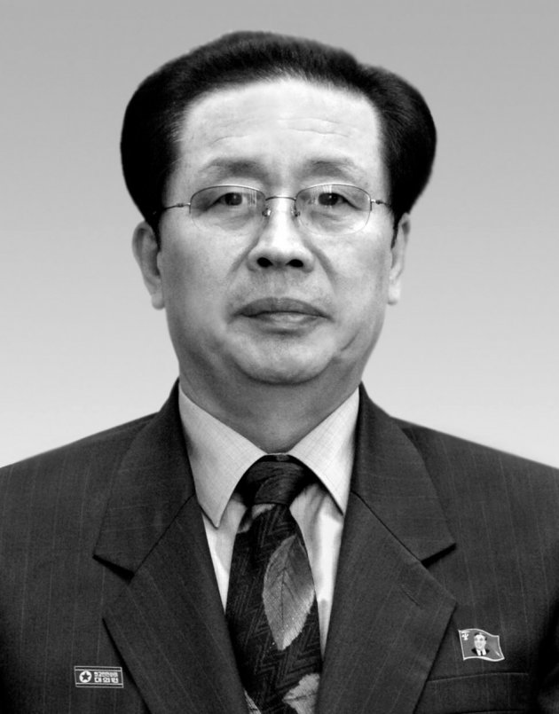 Undated picture shows Jang Song-taek