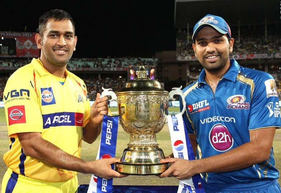 MS Dhoni-Rohit Sharma