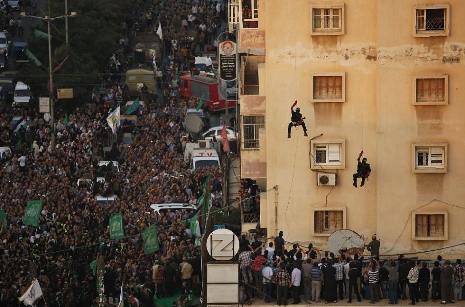 IDF General: Hamas Preventing Attacks Against Israel