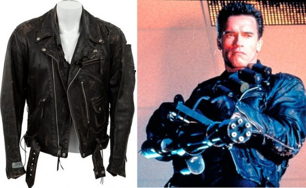 Terminator 2 jacket up for auction PIC: Heritage Auction