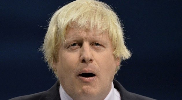 Johnson was criticised for suggesting Britain shouldn't expect