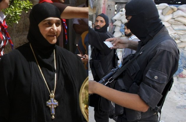 Maaloula nuns rebels