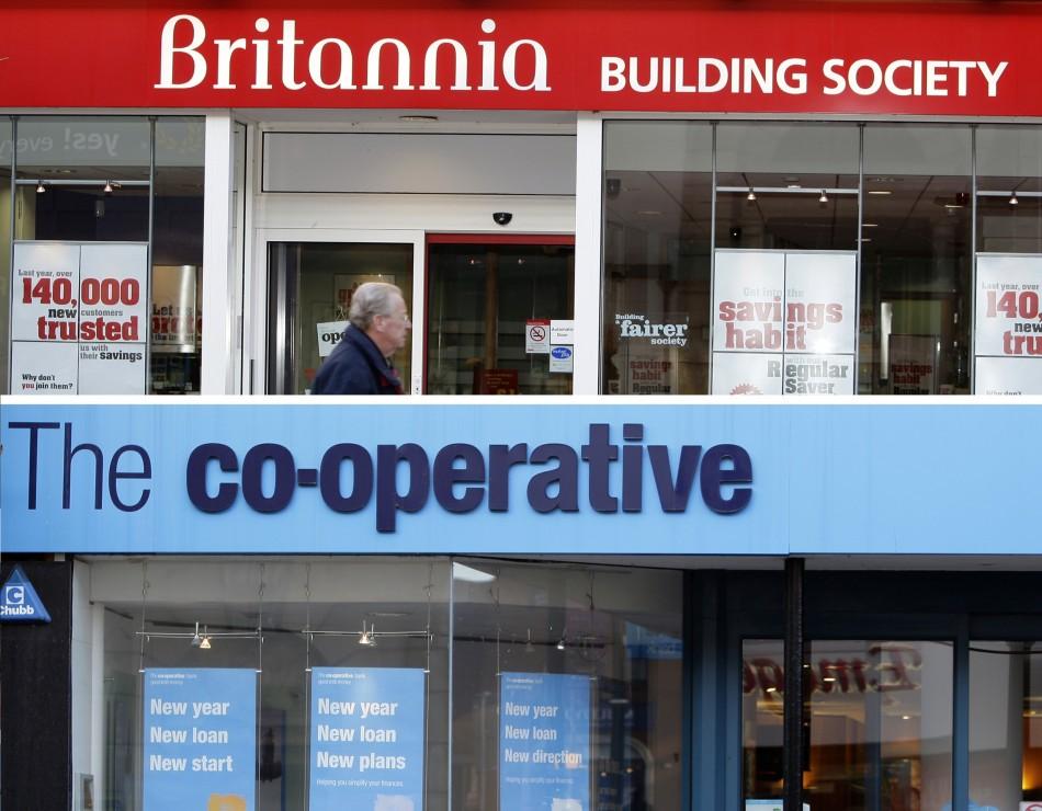 Co-op Bank Britannia Building Society