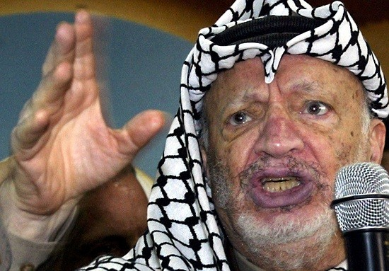 Yasser Arafat died in 2004 at the age of 75, but doctors were unable to specify the cause of death (Reuters)