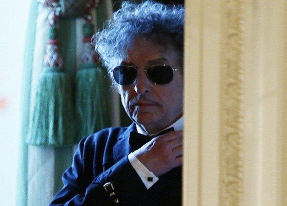 Bob Dylan under investigation for racism in France for Rolling Stones comments PIC: Reuters