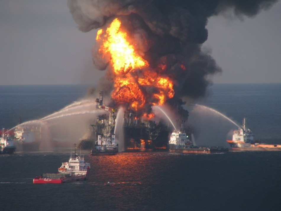 The 2010 Deepwater Horizon Rig Blast