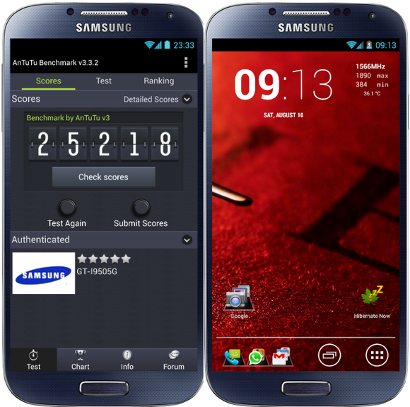 Update Galaxy S4 (LTE) I9505 to Android 4.4 KitKat Google Play Edition [GUIDE]