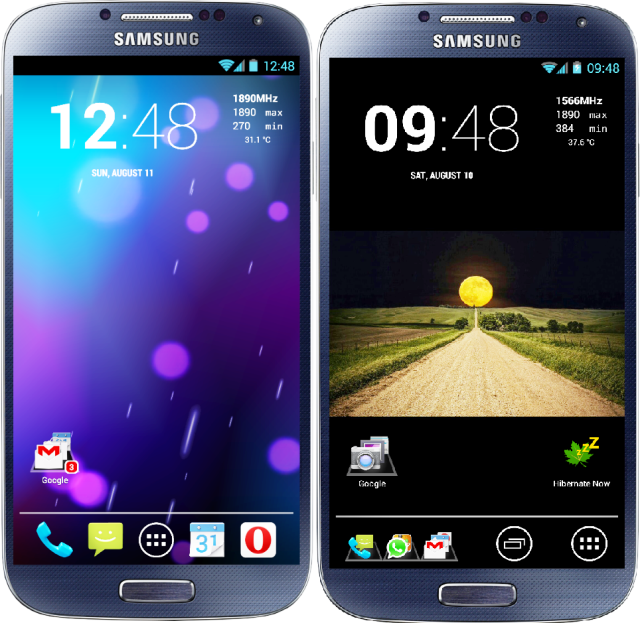 Update Galaxy S4 (LTE) I9505 to Android 4 4 KitKat Google