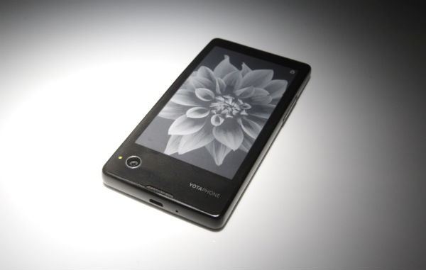 E-Ink Display of the YotaPhone